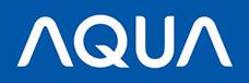 アクア株式会社ロゴ