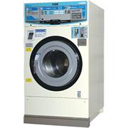 TOSEIコイン式洗濯機の写真